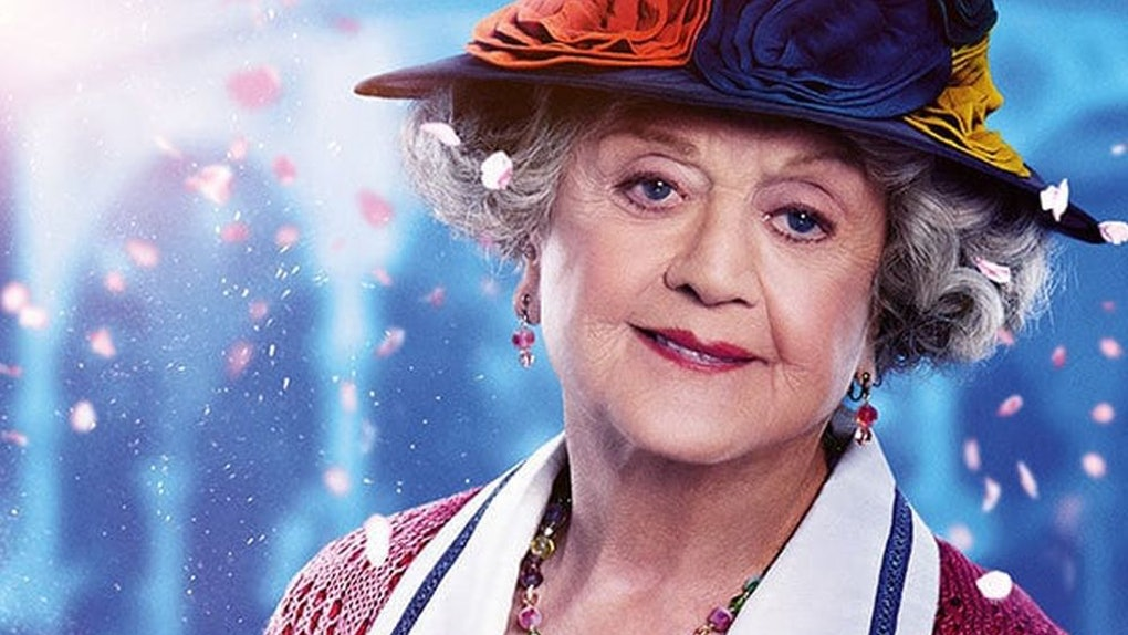 Angela Lansbury S Mary Poppins Returns Cameo Will Take You To New