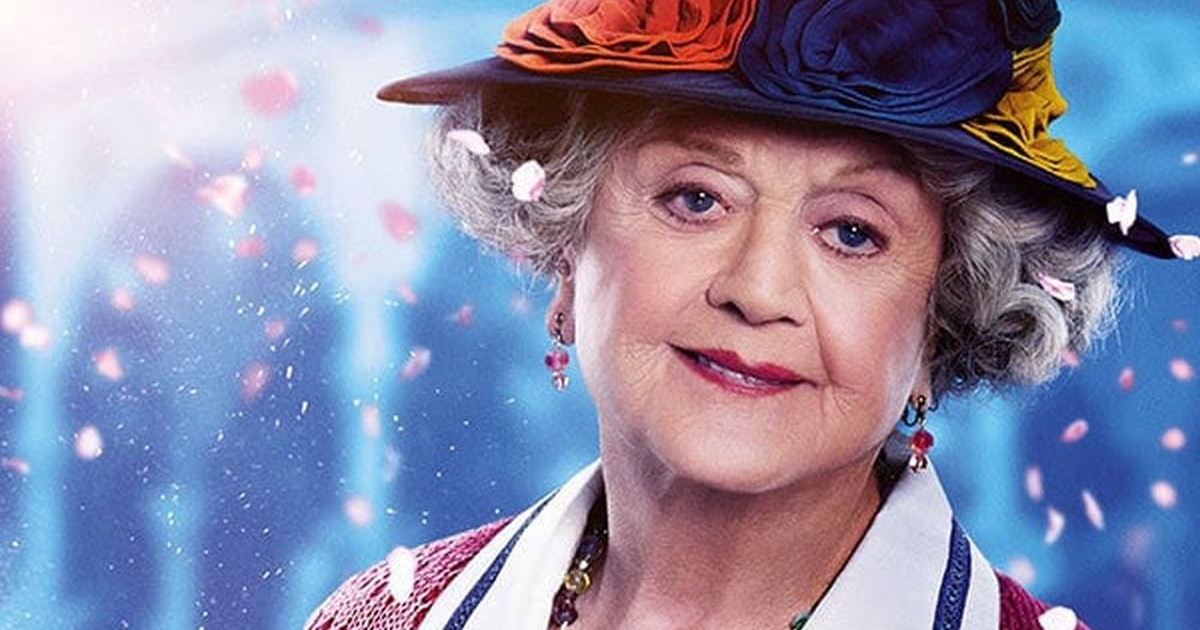 Angela Lansbury S Mary Poppins Returns Cameo Will Take You To New Heights
