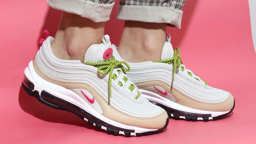 Nike Air Max 97 White Snakeskin Release Info | What's