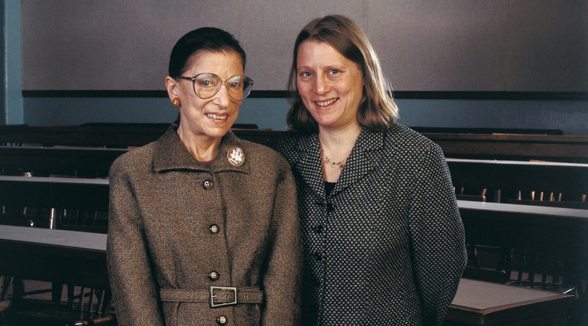 What S Jane Ginsburg Doing In 2019 Rbg S Daughter Followed Her Mother S Footsteps