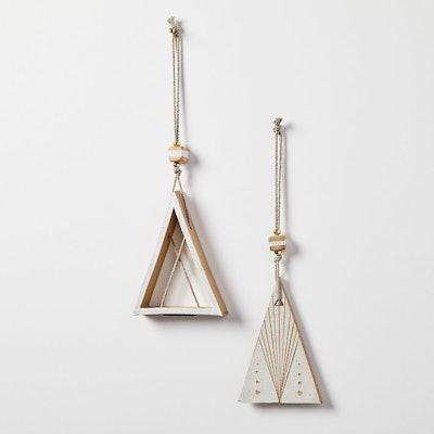 Janelle Gramling Hanging Totems