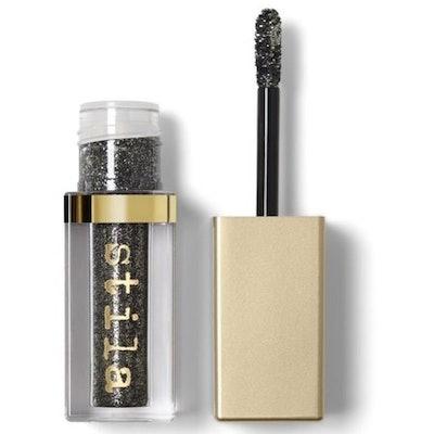 Stila Magnificent Metals Glitter & Glow Liquid Eye Shadow, Molten Midnight