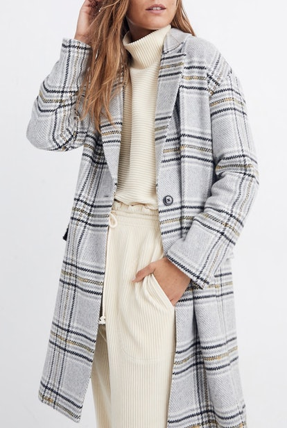 Plaid Bryant Coat