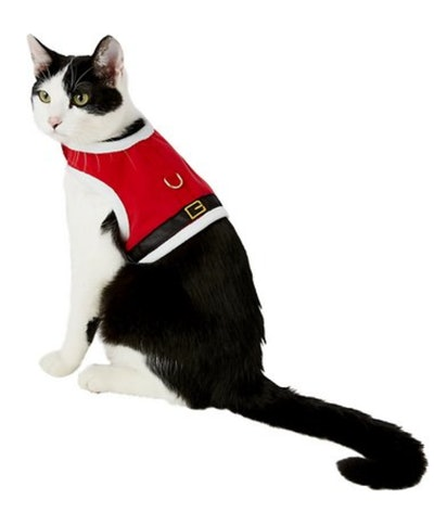 Santa Cat Harness