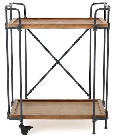 Williston Forge Remy Bar Cart