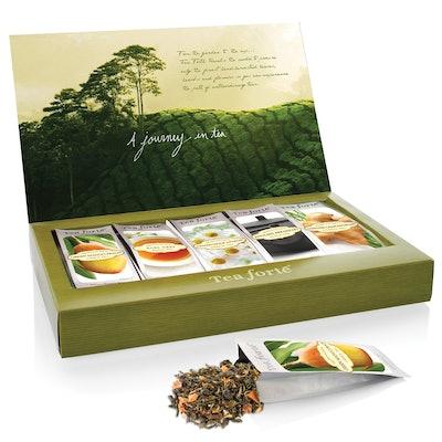 Tea Forté Loose Leaf Tea Sampler