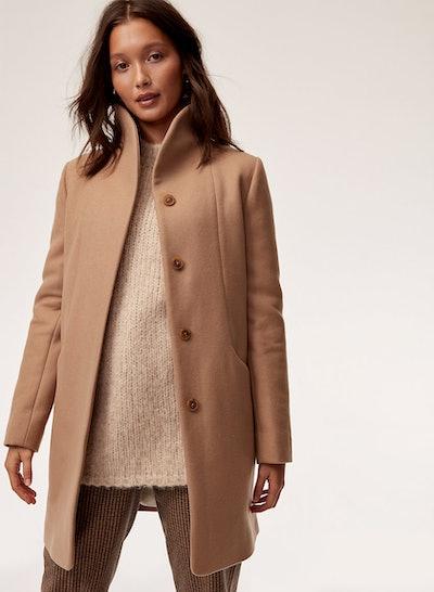Wilfred Cocoon Coat