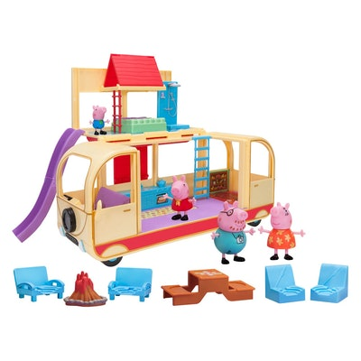 Peppa Pig's Transforming Campervan