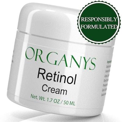 Organys Retinol Cream