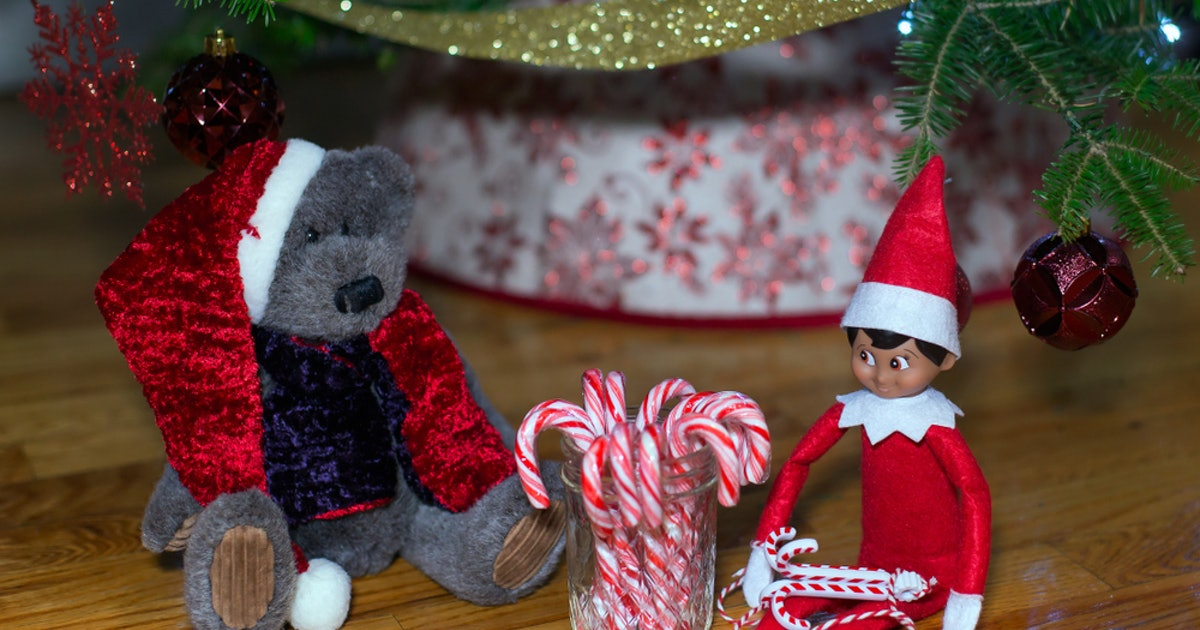 14 Easy Elf On The Shelf Christmas Eve 2018 Ideas For