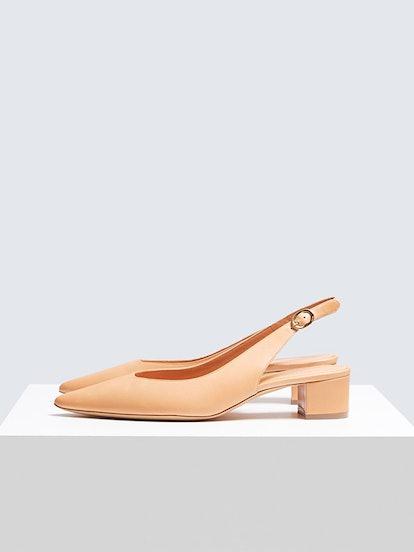 Slingback Heel
