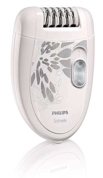Philips Norelco Satinelle Compact Hair Removal Epilator
