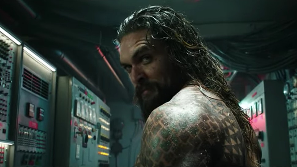 Aquamans Tattoos Have A Cultural Meaning Thats Close To