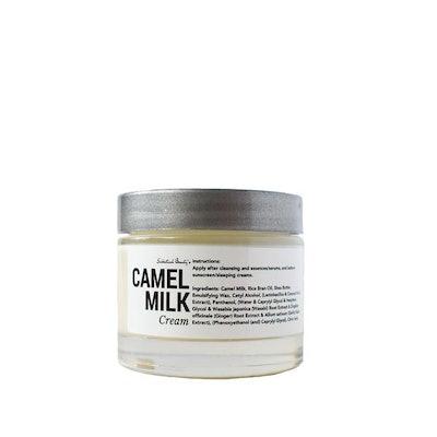 Camel Milk Cream