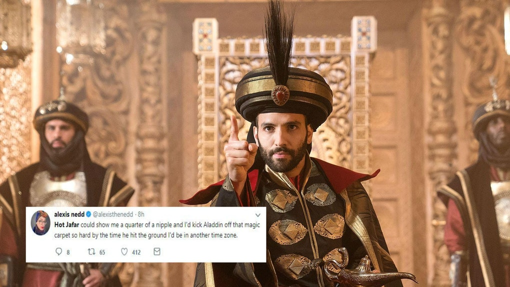 These Tweets About Jafar In The Live Action Aladdin Are