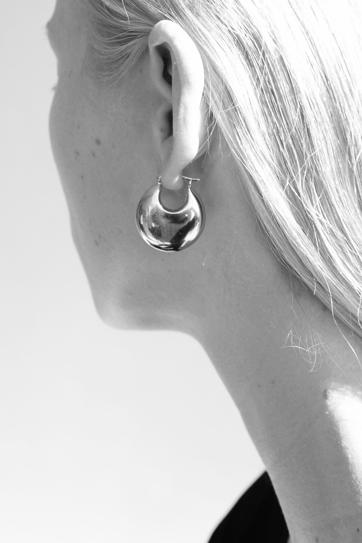Classic Cowbell Earrings