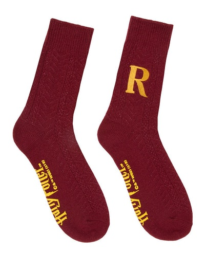 Ron Weasley Sweater Socks