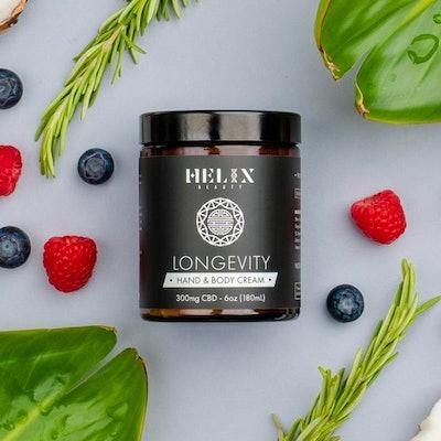 Longevity Full Spectrum CBD Hand And Body Cream