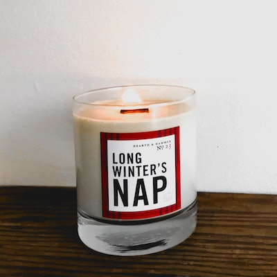 Long Winter's Nap Candle