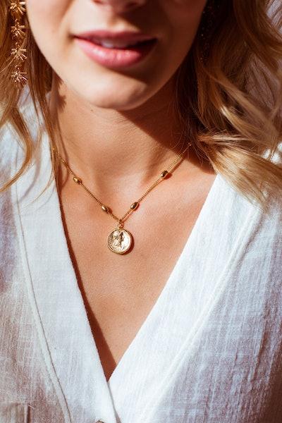 Famous Romance Necklace