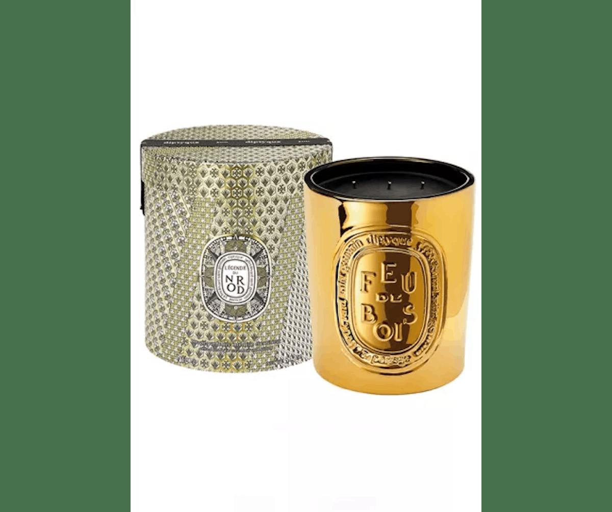 Indoor And Outdoor Feus De Bois Candle