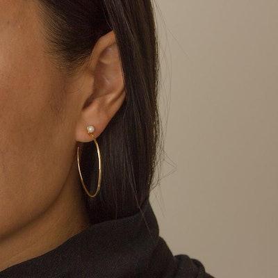 Hoop Ear Jackets