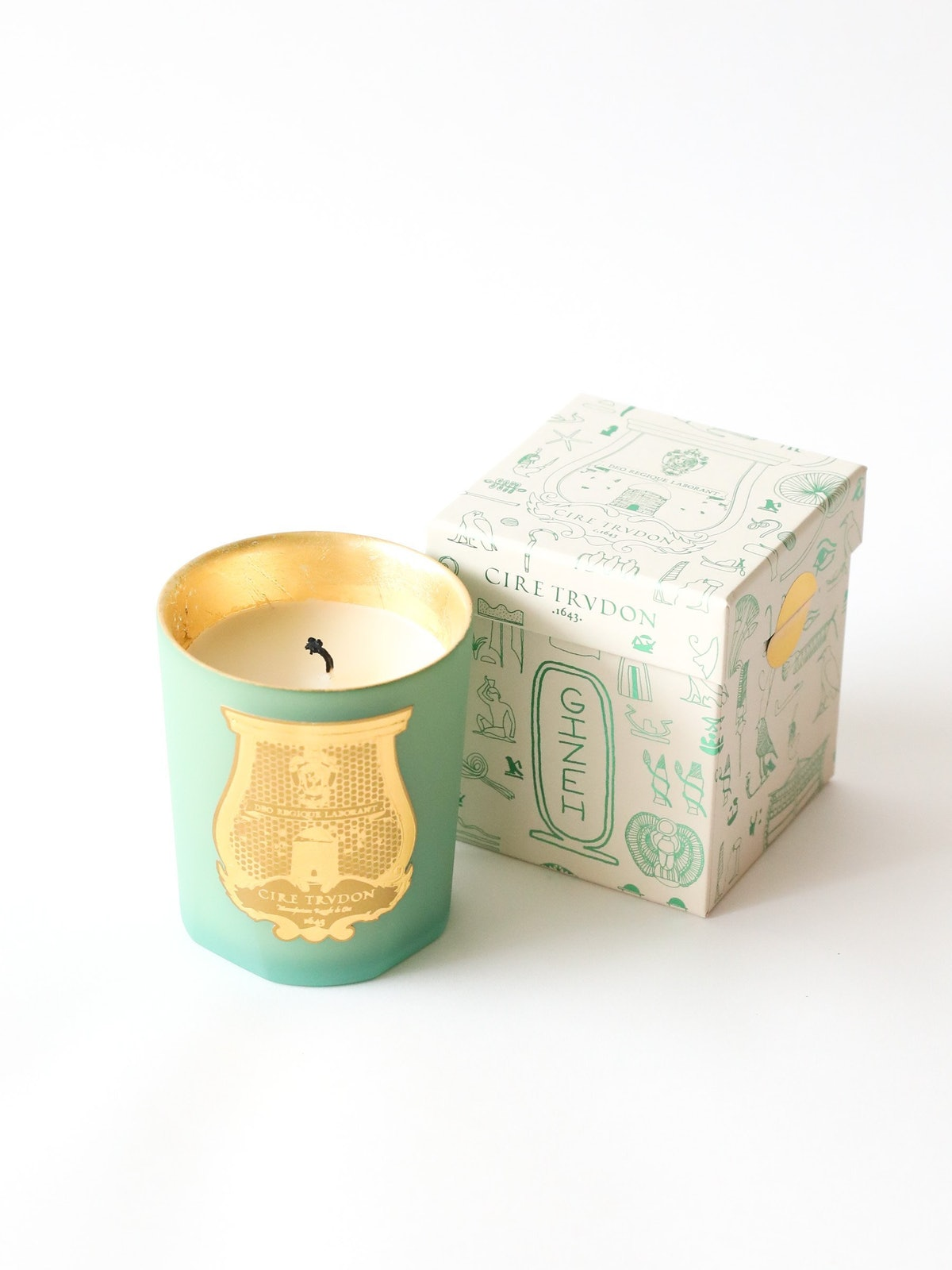Cire Trudon Holiday Candle