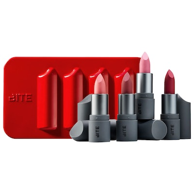 BITE Beauty Four Little Bites Amuse Bouche Lipstick Set