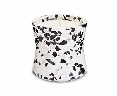 Materialism Terrazzo Candle Large