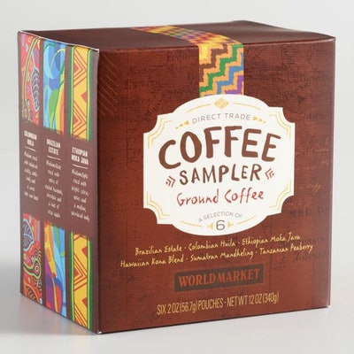 Direct Trade Coffee Sampler