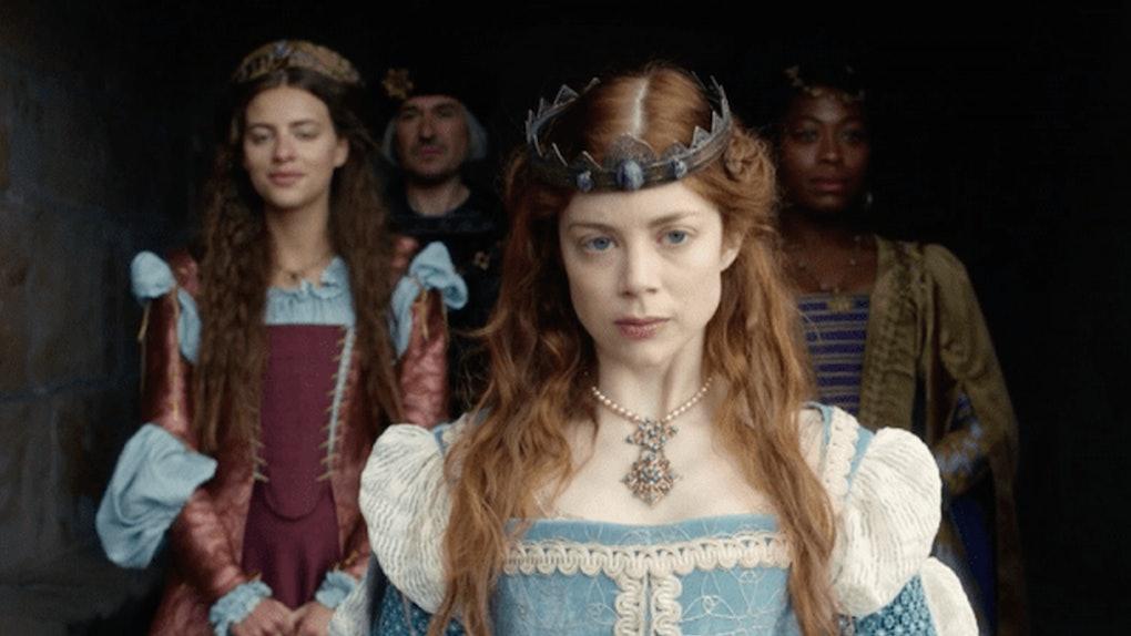 Сериал Испанская принцесса (2019)