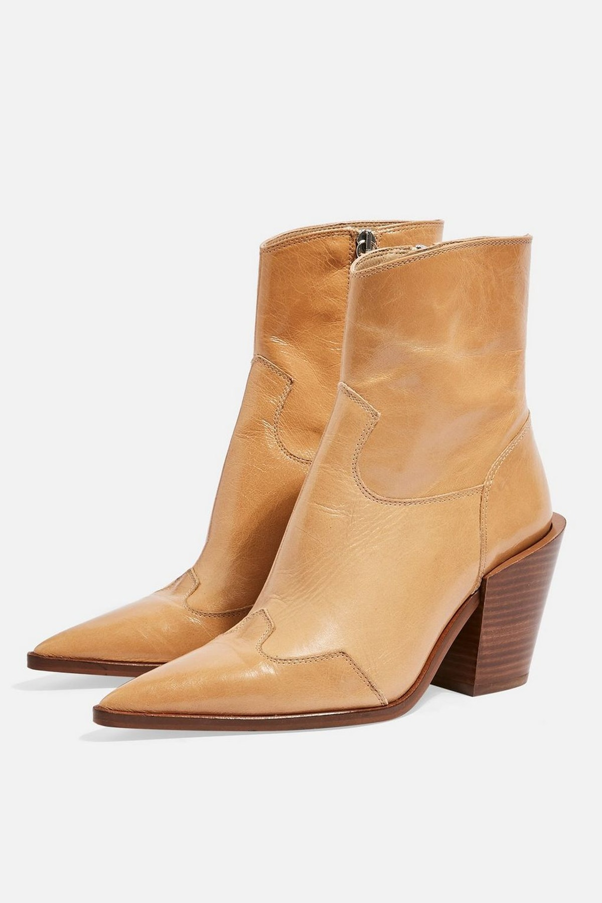 HOWDIE High Heel Ankle Boots