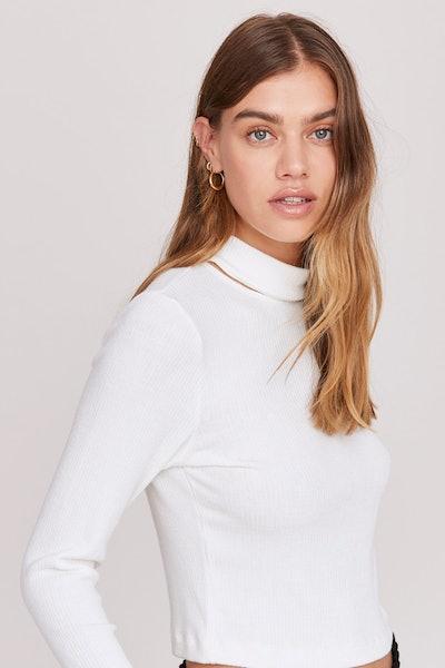 Franz Slub Sweater Top