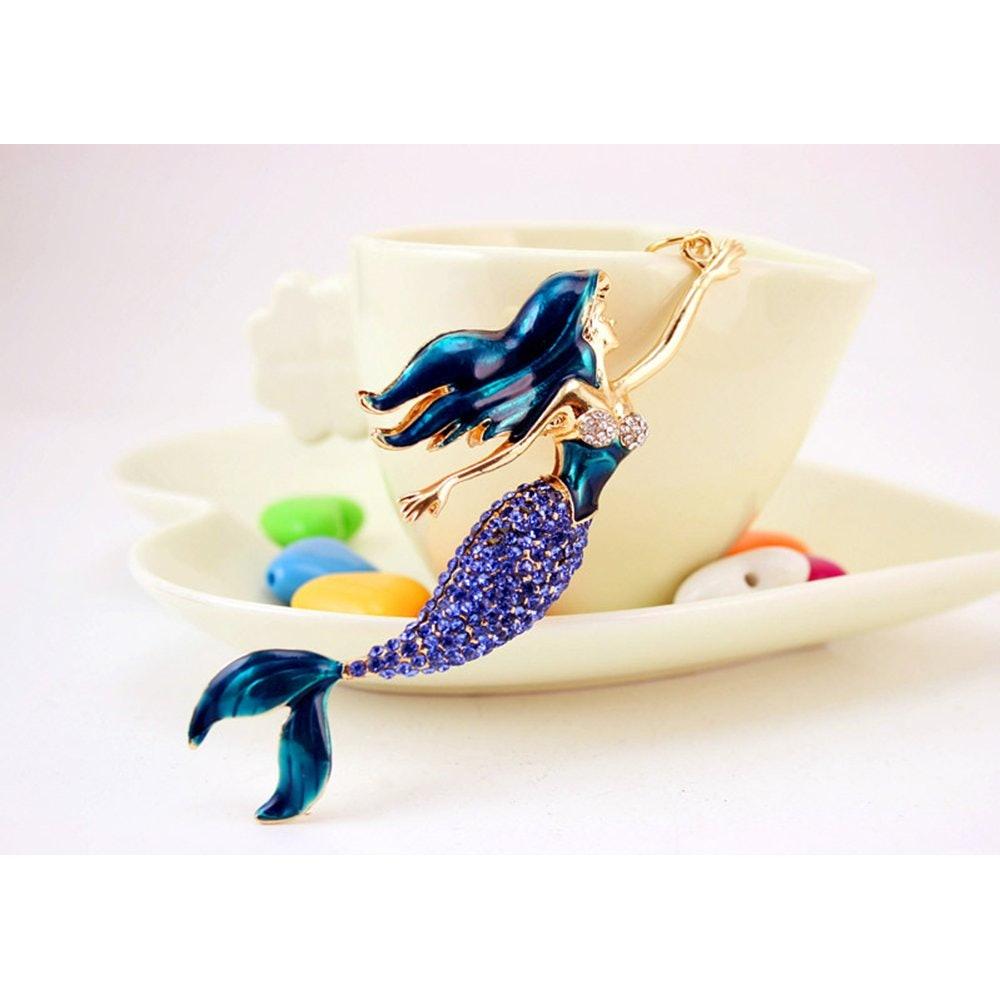 Mermaid African American cards cute gift