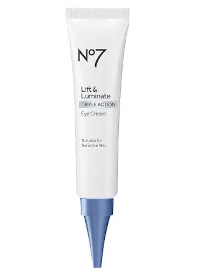 No7 Lift and Luminate Triple Action Eye Cream