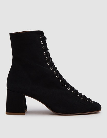 Becca Suede Ankle Boot