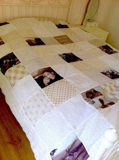 Patchwork Photo Quilts