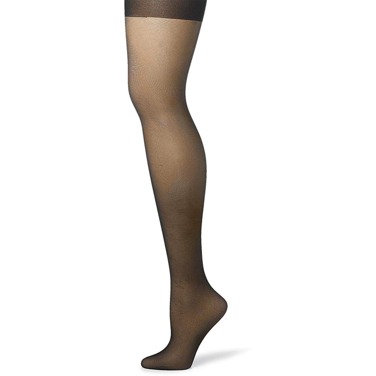 Hanes Silk Reflections Women's Sheer Tights, 3-Pack