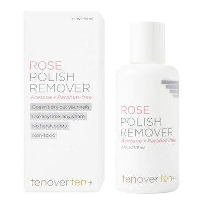 Rose Polish Remover Liquid Formula