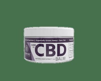 CBD Therapeutic Balm