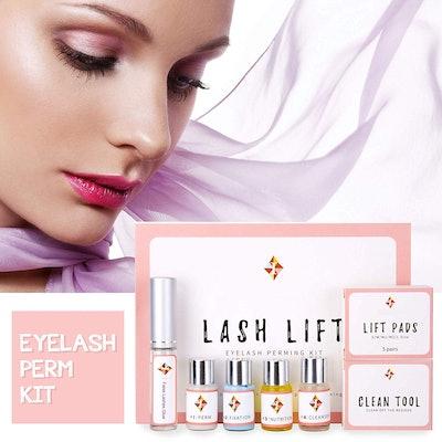 AsaVea Lash Lift Eyelash Perm Kit