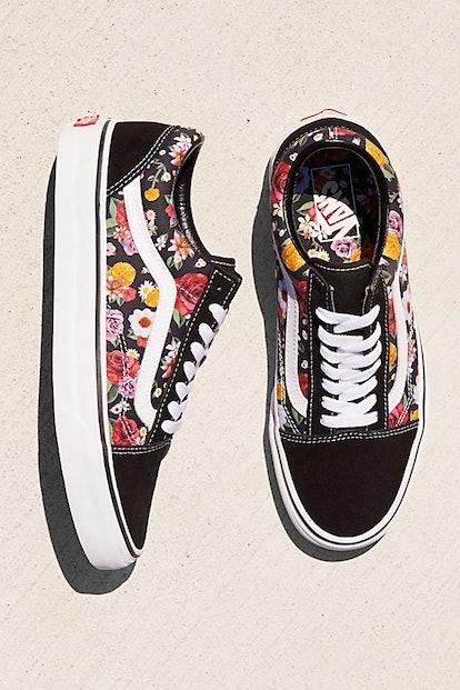 Old Skool Lux Floral Sneaker