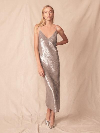 Belle Sequin Dress