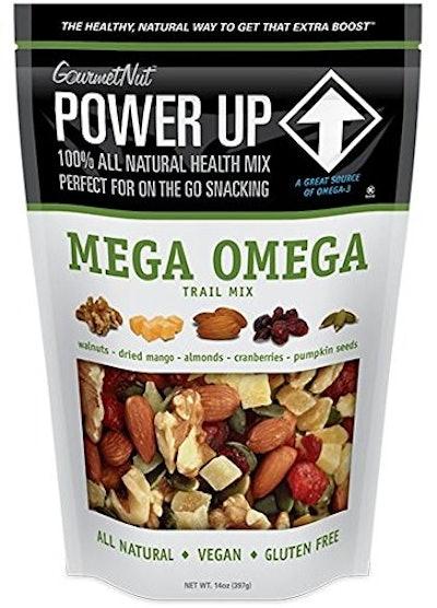 Gourmet Nut POWER UP Mega Omega Trail Mix