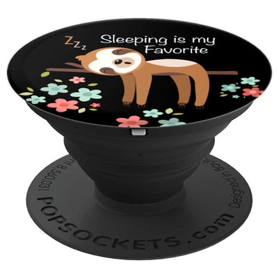 Sloth - Cute Sloth Gift - PopSockets Grip and Stand for Phones and Tablets