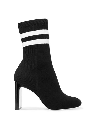 Ellis Stretch-Knit Sock Boots