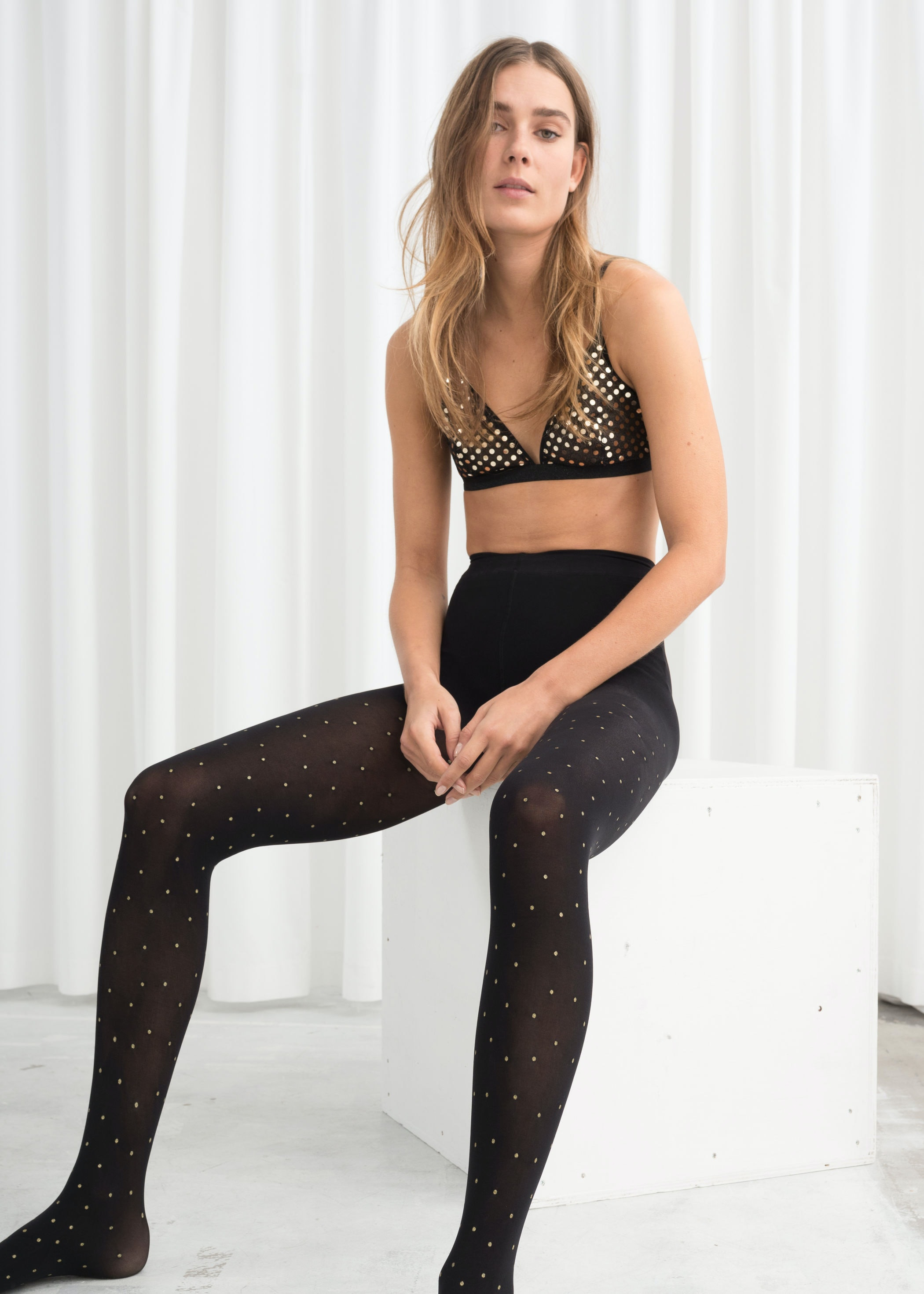 0b433b4bbba73 Where To Buy Printed Tights — Winter's Coolest Statement Trend