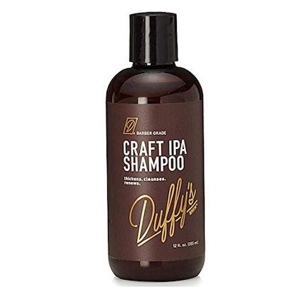 Duffy's Brew Premium IPA Craft Beer Shampoo
