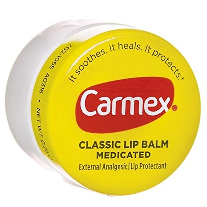 Carmex Classic Lip Balm (Pack of 4)