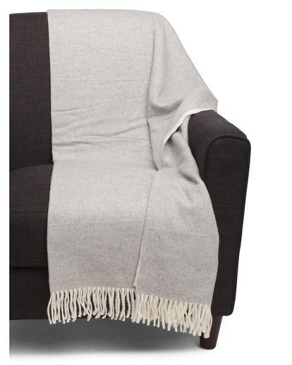 Fratelli Ciaram Made In Italy Luxe Fringe Throw